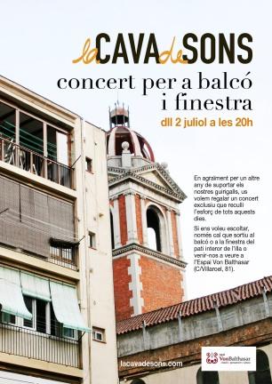 Concert per a Balcó i Finestra (2012)